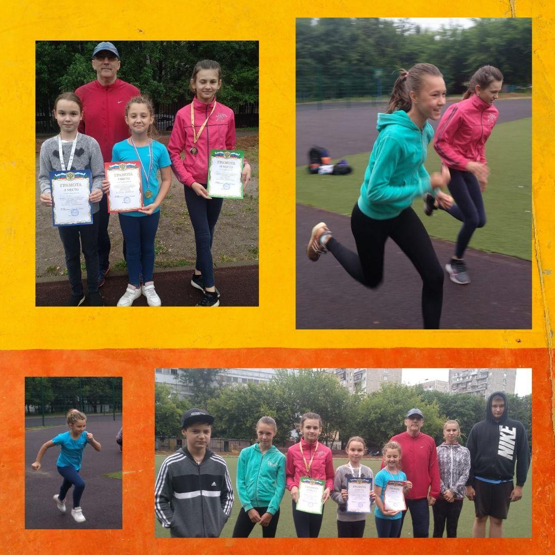 В рамках акции Вместе против наркотиков состоялись соревнования по бегу!
