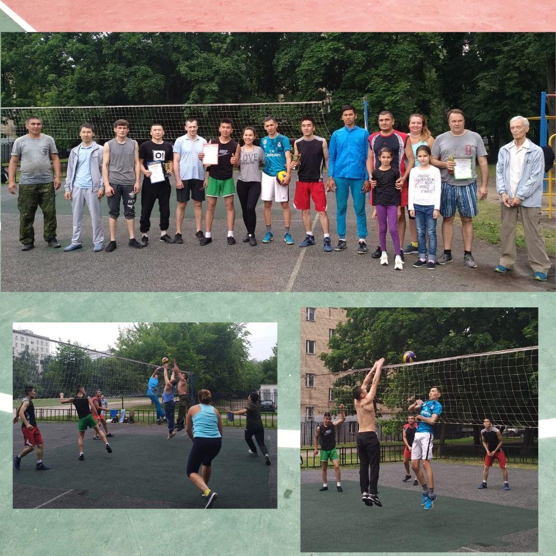 Соревнования ко Дню России прошли 15 июня на межшкольном стадионе!